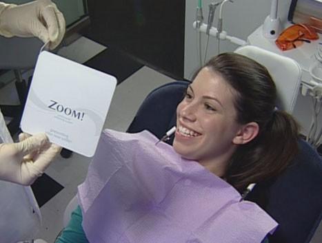 отбеливание зубов zoom екатеринбург